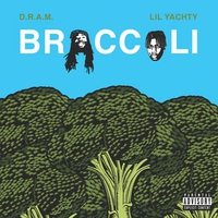 Couverture du titre Broccoli (feat. Lil Yachty) - Single