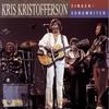 Cover of the album Kris Kristofferson: Singer / Songwriter
