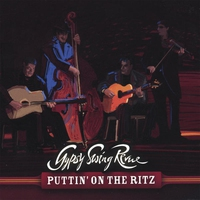 Couverture du titre Puttin' On the Ritz