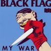 Couverture de l'album My War