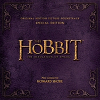 Couverture du titre The Hobbit: The Desolation of Smaug: Original Motion Picture Soundtrack