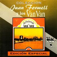 Cover of the track Coleccion: Juan Formell y Los Van Van, Vol. 10