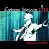 Cover of the album Écrivons l'histoire (Live)