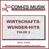 Cover of the album Wirtschaftswunder-Hits, Folge 2