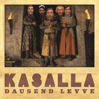 Couverture du titre Dausend Levve - Single