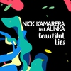 Cover of the track Beautiful Lies (feat. Alinka)