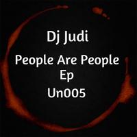 Couverture du titre People Are People