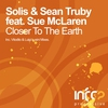 Couverture du titre Closer to the Earth (John O'Callaghan Remix) [feat. Sue McLaren]
