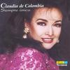 Cover of the album Claudia de Colombia - Siempre Unica
