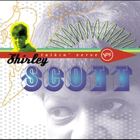 Cover of the track Talkin' Verve: Shirley Scott
