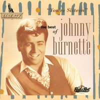 Cover of the track The Best of Johnny Burnette, You're Sixteen