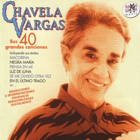 Cover of the track Chavela Vargas - Sus 40 Grandes Canciones