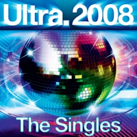 Cover of the track Ultra 2008 - The Singles