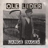 Cover of the track Lange dager - Single
