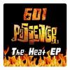 Couverture de l'album The Heat EP - Single