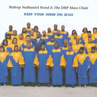 Cover of the track Keep Your Mind On Jesus