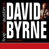 Cover of the album Live from Austin, TX: David Byrne
