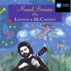 Cover of the album Manuel Barrueco plays Lennon & McCartney
