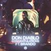 Couverture de l'album Congratulations (feat. Brando) - Single