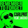 Cover of the album Remember to Forget (Remixes) [feat. Jaicko Lawrence] - Single