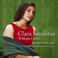 Cover of the track The New Irish Girl & Other Folk Songs & Ballads to the Lute