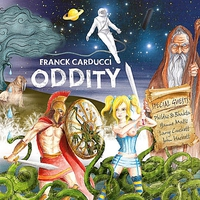 Cover of the track Oddity