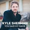 Couverture de l'album You Said My Name - Single