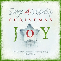 Cover of the track Songs 4 Worship: Christmas Joy