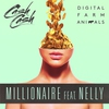Cover of the track Millionaire (Feat. Nelly)