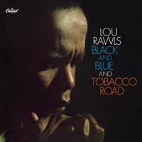 Cover of the track Black and Blue and Tobacco Road