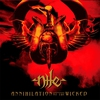Cover of the album Annihilation of the Wicked