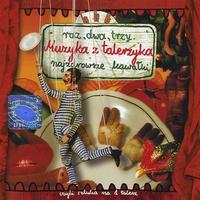 Cover of the track Muzyka z talerzyka - najzdrowsze kawałki