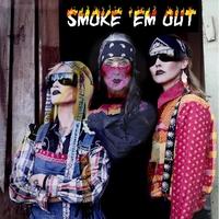 Couverture du titre Smoke 'Em Out (feat. ANOHNI) - Single