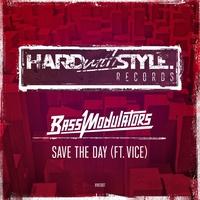 Couverture du titre Save the Day (feat. Vice) - Single