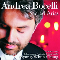 Cover of the track Sacred Arias