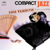 Cover of the track Compact Jazz: Dinah Washington