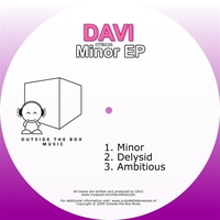Cover of the track Minor - EP