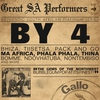 Couverture de l'album Great South African Performers - By 4
