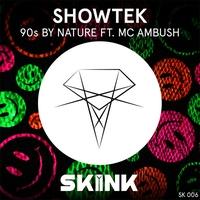 Couverture du titre 90s By Nature (feat. MC Ambush) - Single