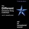Cover of the album The Different Christmas Song Collection (vol. 2 - smooth tunes)