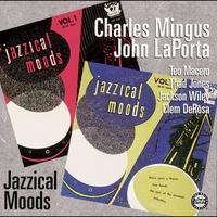 Couverture du titre Jazzical Moods