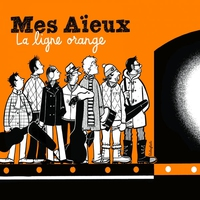 Cover of the track La Ligne orange