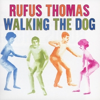 Cover of the track Walking the Dog