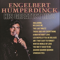 Cover of the track Engelbert Humperdinck: His Greatest Hits