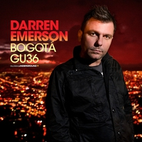 Couverture du titre Global Underground #36: Darren Emerson (Bogota)