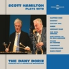 Cover of the album Scott Hamilton Plays with the Dany Doriz Caveau de la Huchette Orchestra