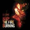 Couverture de l'album Keep the Fire Burning - Single