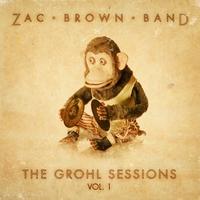 Couverture du titre The Grohl Sessions, Volume 1