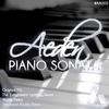 Couverture du titre Piano Sonata (Abide Remix)