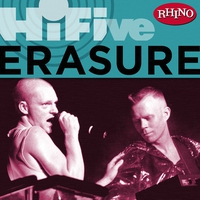 Cover of the track Rhino Hi-Five: Erasure - EP